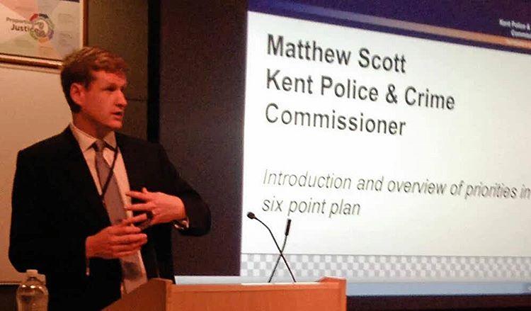 Matthew Scott PCC