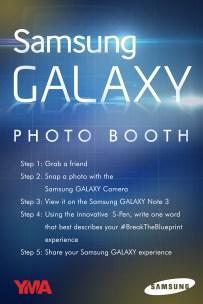 York Marketing Association - Samsung Galaxy Sponsor Activation