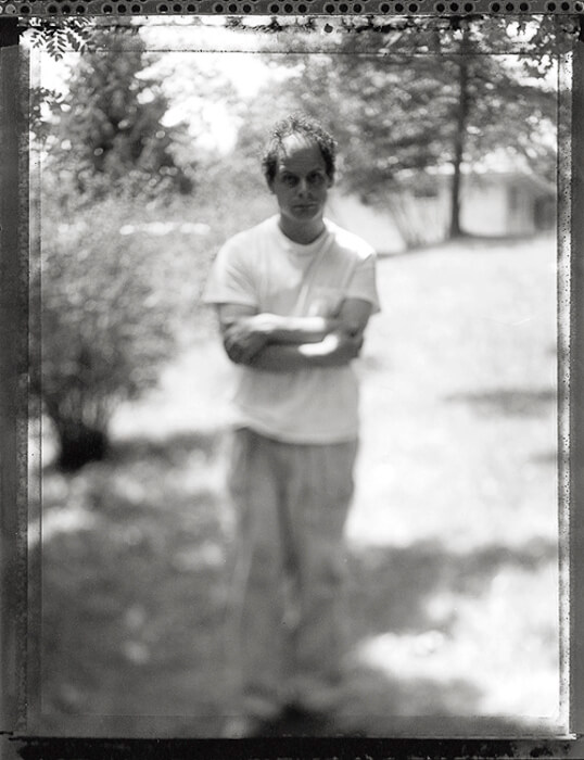 Bobby, Copake, New York, 2000.