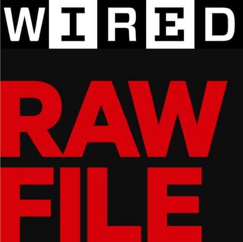 Wired Raw File