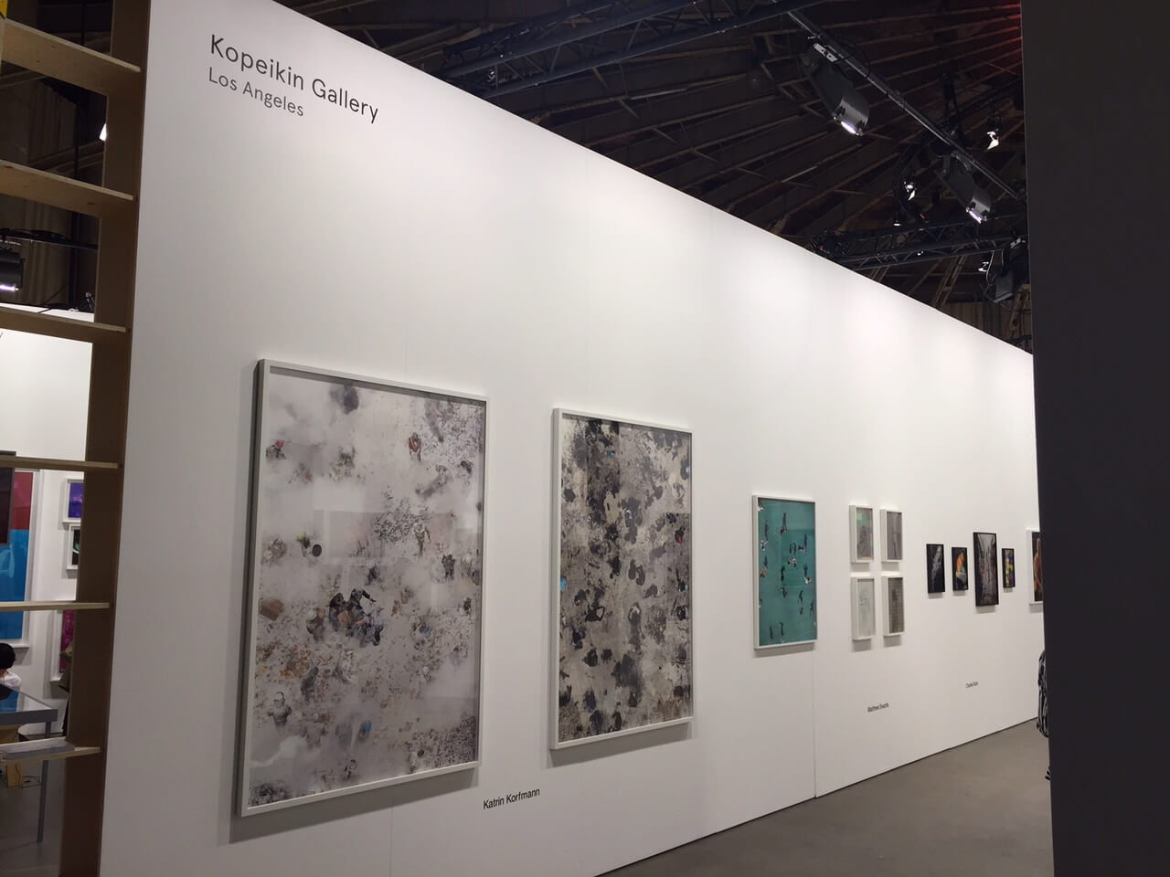 Kopeikin Gallery @ UNSEEN Photo Fair, Amsterdam, The Netherlands.