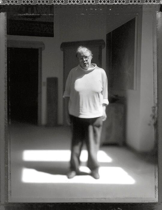 Karen, Copake, New York, 1999.