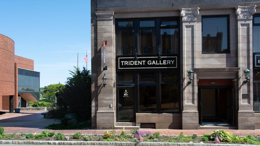 Matthew Swift Gallery exterior
