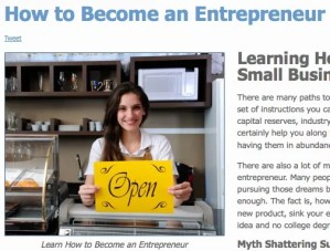 The Small Business