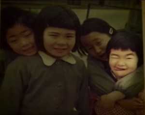 Kayo Matsuzawa - childhood photo