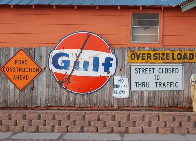 Urban Exploration in Childress, Texas