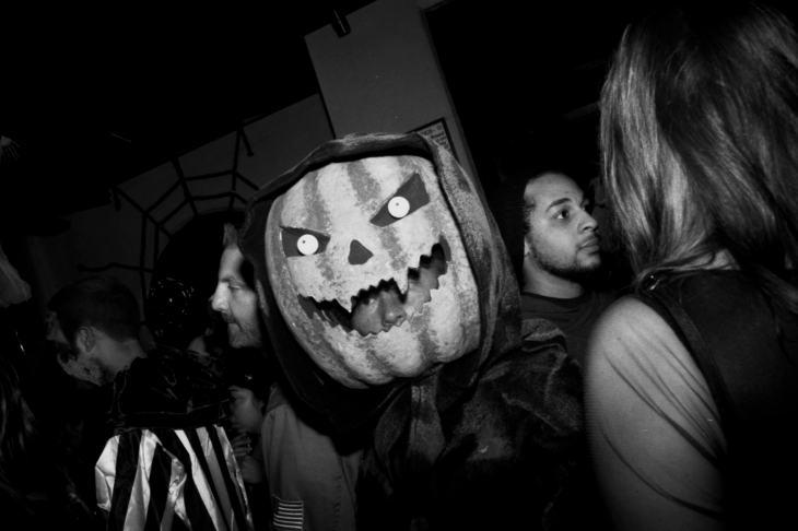 Oak Lawn Halloween Block Party