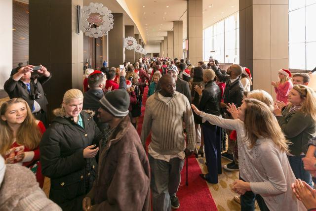 SoupMobile Christmas Gala for the Homeless
