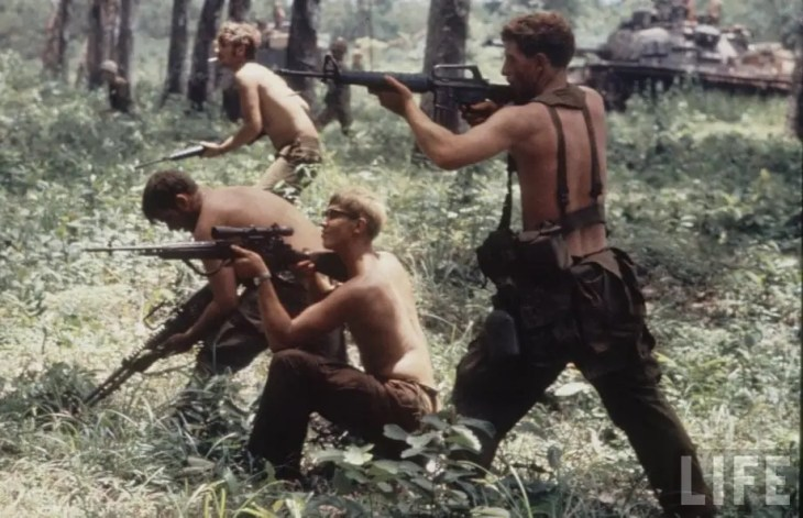 Americans In Cambodia by Larry Burrows (1970) – LIFE photo archive hosted by Google
