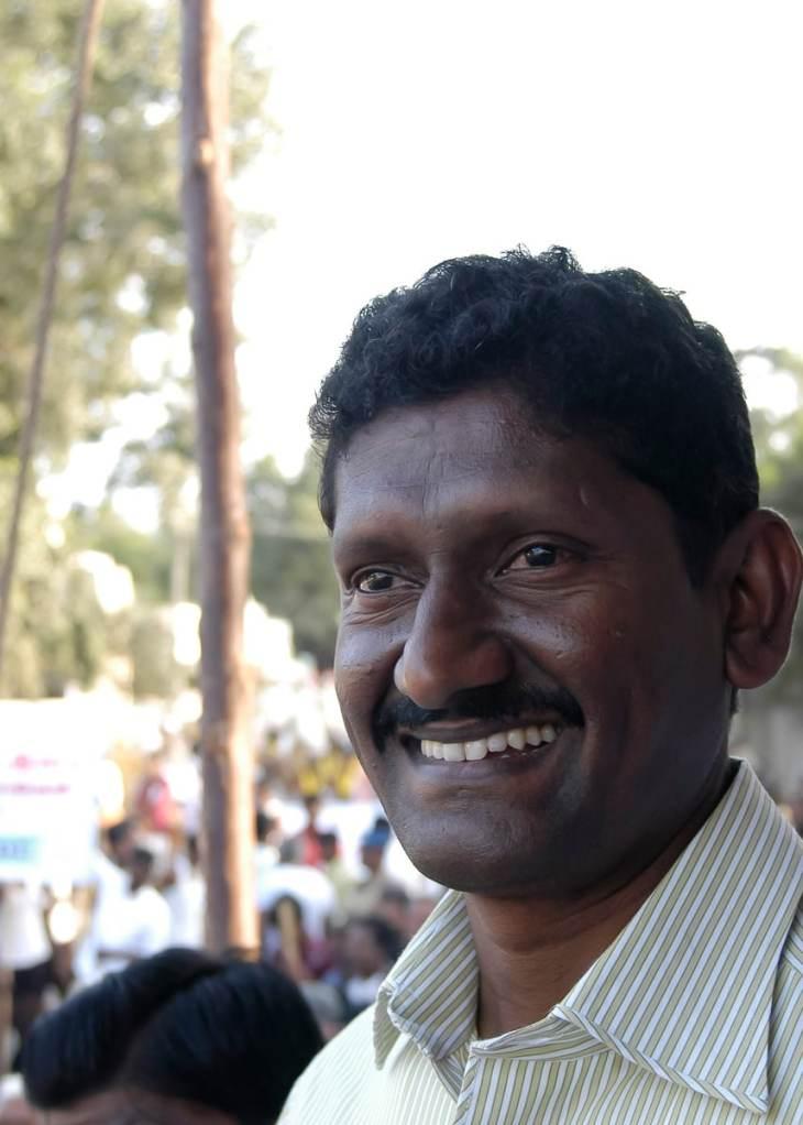 Mayor of Namakkal