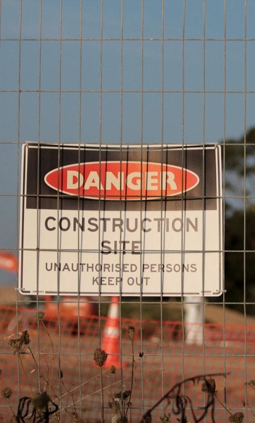 Construction Site Photo from Unsplash.com