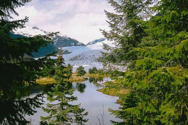 Glacier Bay National Park in Hoonah, Alaska