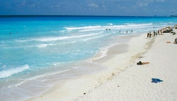 Cancun, Mexico - People And Nature In The City Beyond The Tourist Zone