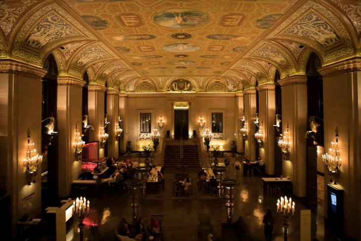Palmer Hotel Lobby