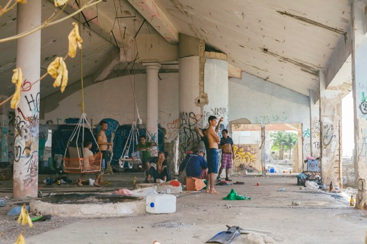 Urban Exploration in Cozumel, Mexico