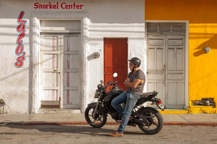 Street Photography in Cozumel, Mexico