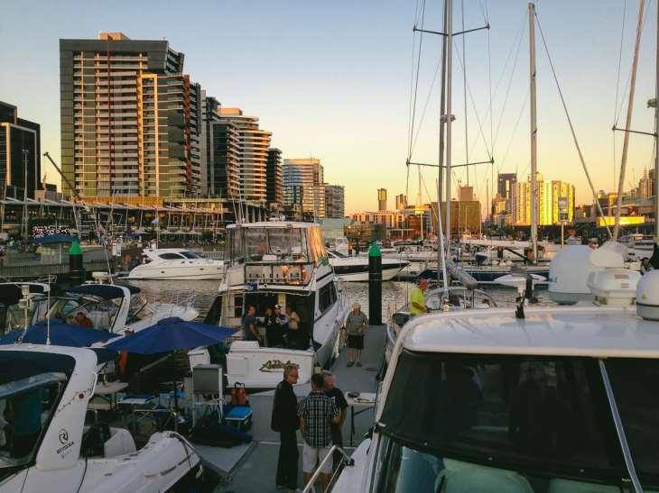 Port Phillip Bay, Melbourne