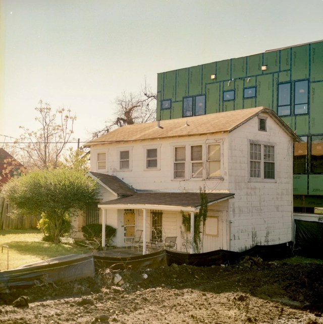 Old East Dallas Gentrification Photography Documentary