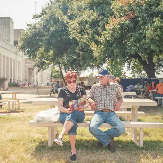 2015 State Fair of Texas Photographed On Medium Format Analog Film