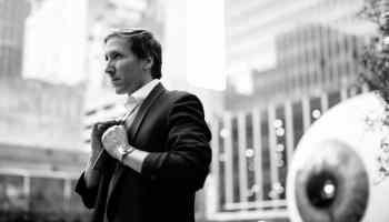 Todd Sinelli in downtown Dallas by Matthew T Rader