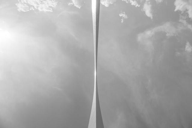 The Gateway Arch, St Louis, Missouri