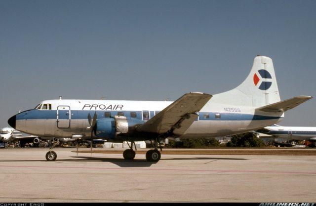 Pro Air Martin 404 N255S by EricG