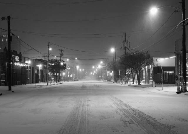 Commerce Street in Deep Ellum
