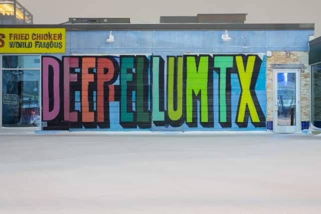 Deep Ellum, TX mural