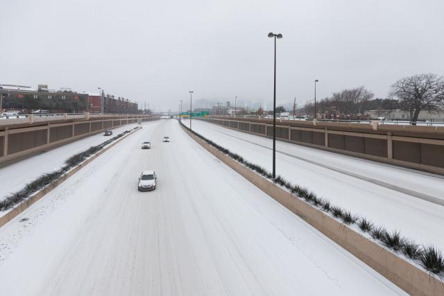 Dallas winter storm 2021