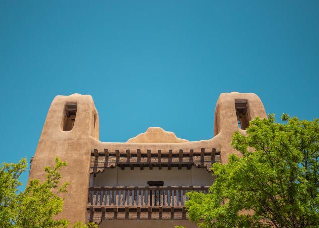 Pueblo Revival architecture