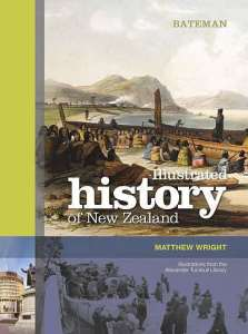 Wright_Bateman Illustrated History of New Zealand
