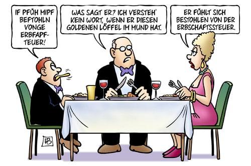Erbschaftssteuer_Karikatur