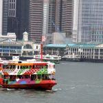 Die Fähren waren bis 1972 das Haupttransportmittel zwischen Hong Kong Island und Kowloon.