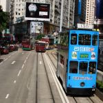 Die Hong Kong Tramways wird auch