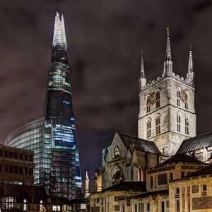 Southwark Cathedral. Foto: Dmitry Tonkonog (Eigenes Werk) [<a href=
