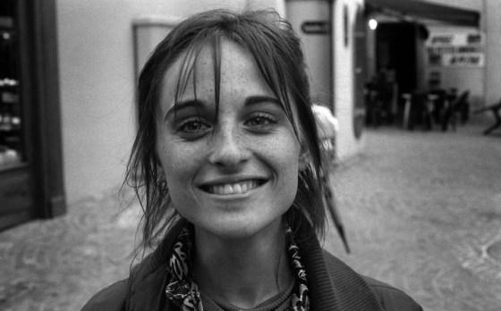 Sylvie, festival d'Annecy 1987.