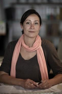 Emmanuelle, Architecte. Chamonix, 2007