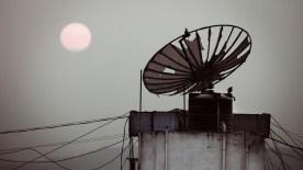 Une vague odeur de merde. Pune, 2009