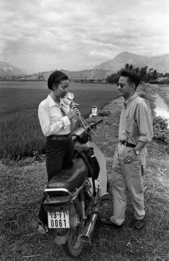 Binh. Route numero 1. Vietnam, 1996