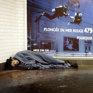 plongee. paris, 2008