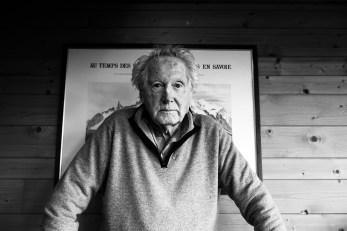 Claude Jaccoux, guide de haute montagne