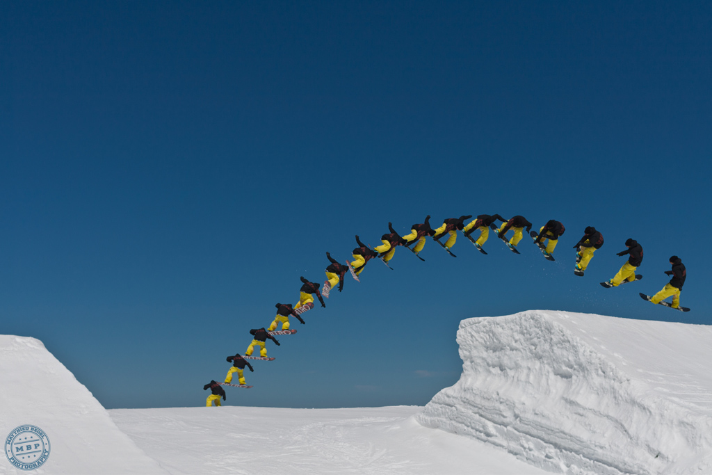 Snowboard – Big Air @ Les 2 Alpes
