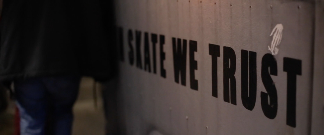 In Skate We Trust – Teaser