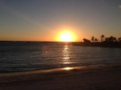 Lagoon Sunset, Castaway Cay