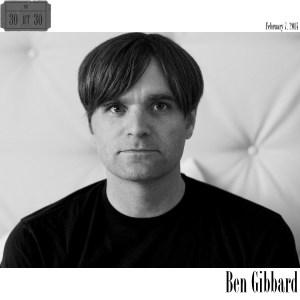 BenGibbard30at30