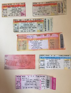 Counting Crows concert tickets