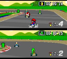 Super Mario Kart (U)