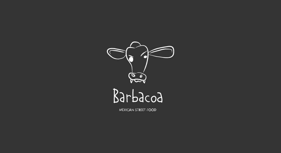 Logotyp och grafisk profil till Restaurang Barbacoa