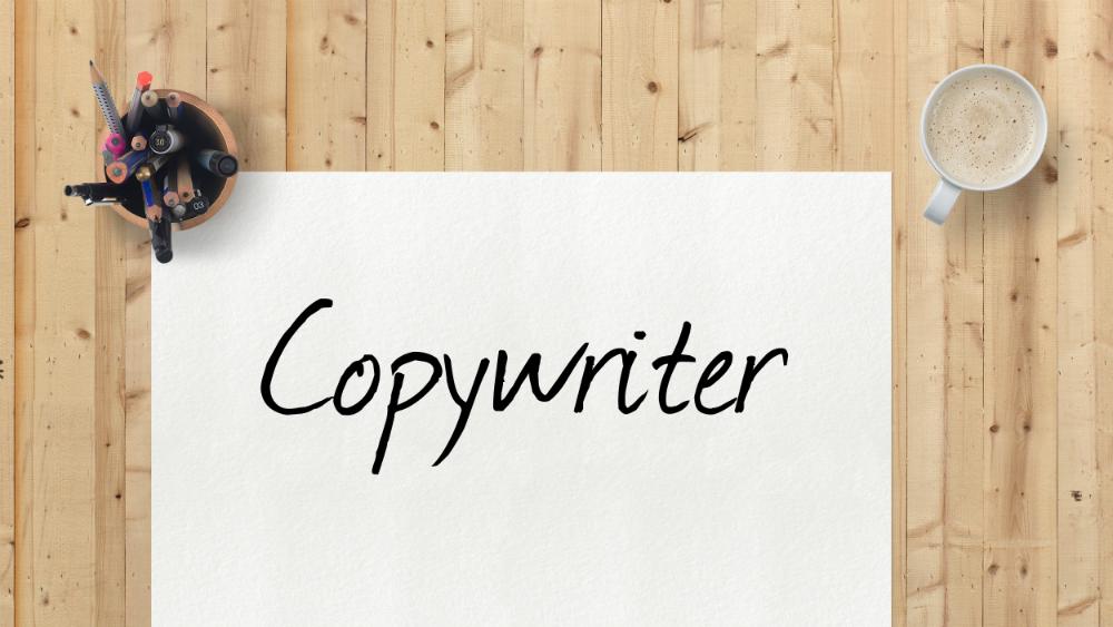Copywriter - Definizione