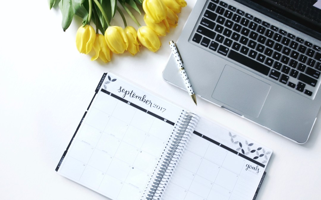 September 2017 Goals & Plans